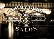 tommy guns hair