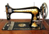 sewing machine 19th century